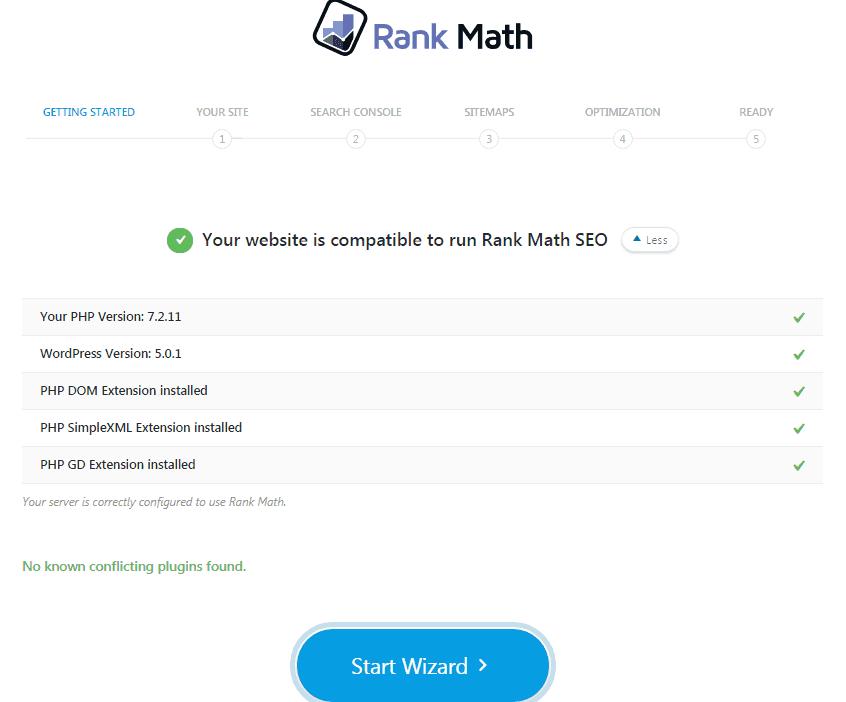 hướng dẫn thiết lập plugin rank math seo 10