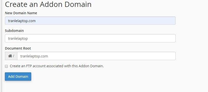 Hướng dẫn trỏ tên miền iNET về Host Azdigi chỉ với 5 Phút 5 Hướng dẫn trỏ tên miền iNET về Host Azdigi chỉ với 5 Phút