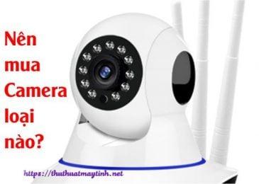 [ Góc Tư Vấn ] – Top 11 Loại Camera quan sát tốt cho gia đình bạn.