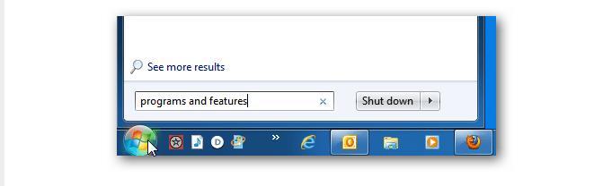 Hướng dẫn bạn gỡ bỏ phần mềm ẩn trong Windows 2 Hướng dẫn bạn gỡ bỏ phần mềm ẩn trong Windows