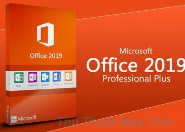 Key Office mới nhất 2020 Office 2010 đến Office 2019