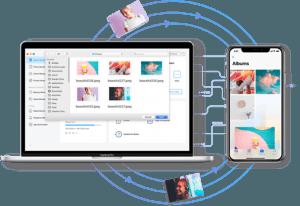 6 cách chuyển ảnh và video từ Iphone vào máy tính