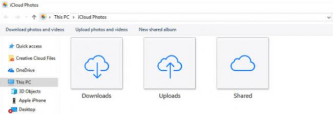 chuyển ảnh vào video từ iphone vào máy tính