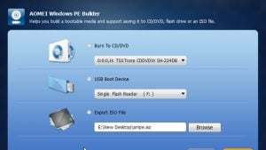 Cách tạo USB cứu hộ máy tính đơn giản