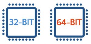 Sự khác biệt Windows 32 bit và 64 bit bạn nên biết