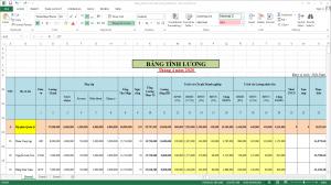 Cách giãn dòng trong Excel chính xác & đơn giản nhất