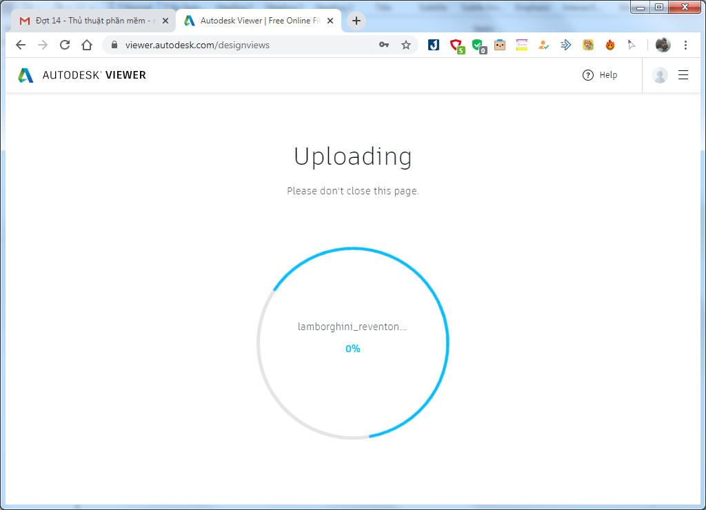 Hướng dẫn cách mở, đọc file dwg online không cần phần mềm