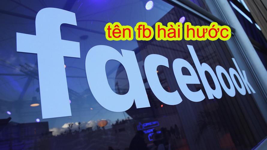 tên facebook hài hước