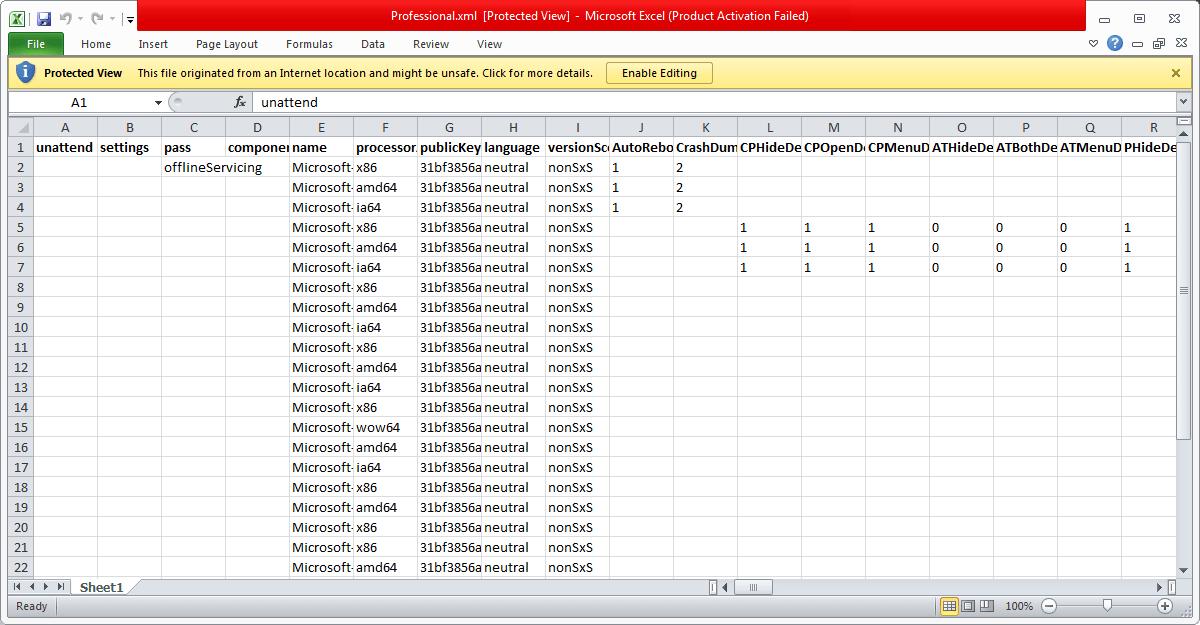 Cách chuyển đổi file XML sang Excel 1 Cách chuyển đổi file XML sang Excel