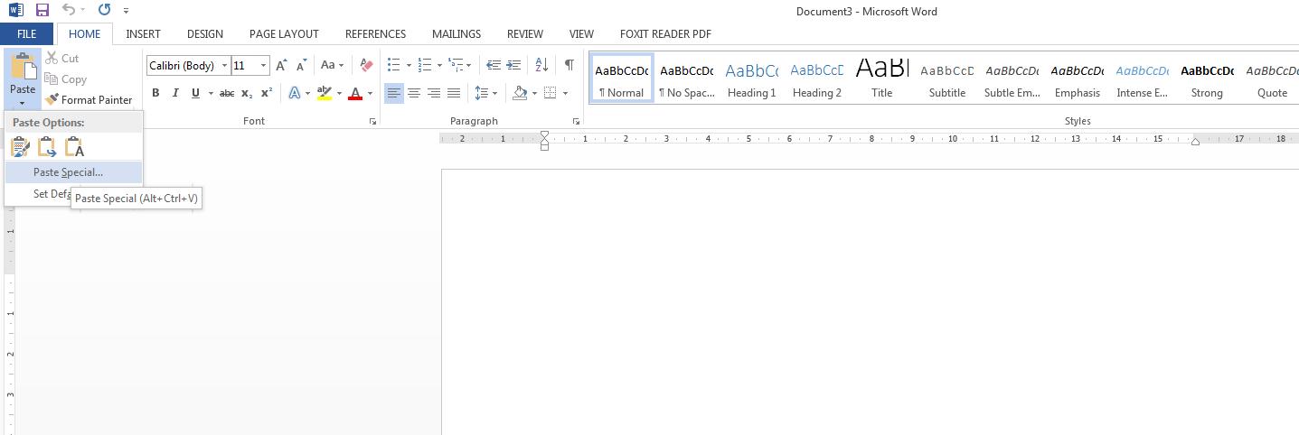 Cách chuyển file word sang ảnh đơn giản