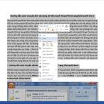 Cách chuyển file word sang ảnh đơn giản và nhanh nhất